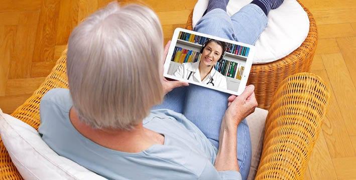 Telehealth Online Dr Visit