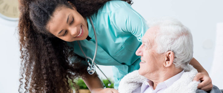 Partnering with senior living